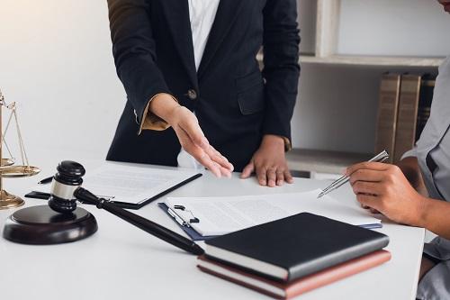 prestations d'un avocat